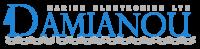 Damianou Marine Electronics Damarine - Logo