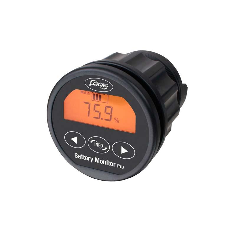 WBM Battery Monitor PRO HV | Damarine